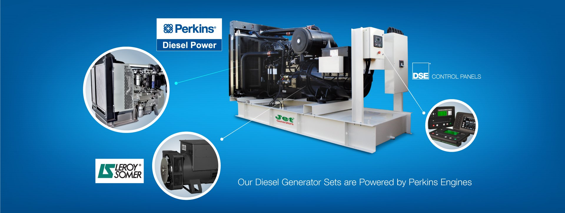 Perkins Generator - Uae Generator Suppliers