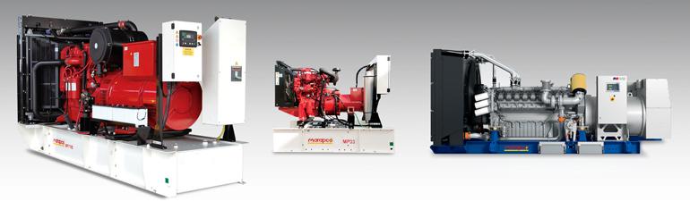 Top Generator Companies in UAE